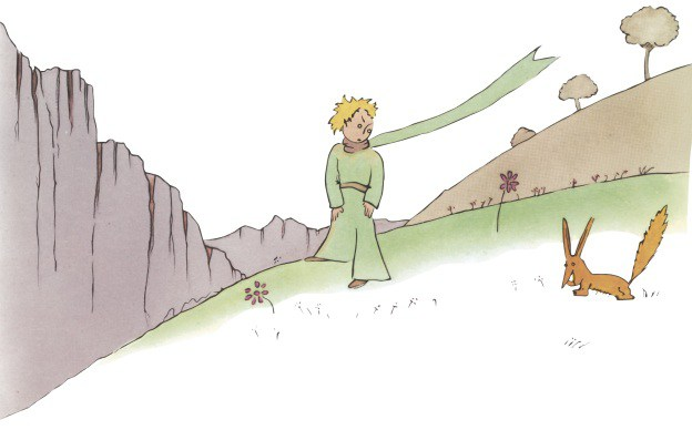 le-petit-prince-renard